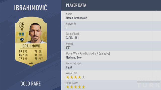 FIFA 19'un en iyi 100 futbolcusu