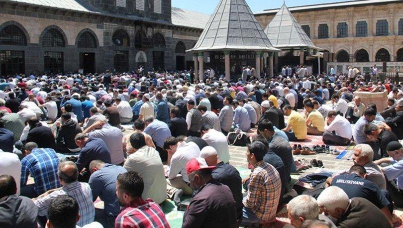 Diyarbakir Cuma Namazi Saati Diyarbakir Da Cuma Namazi Saat