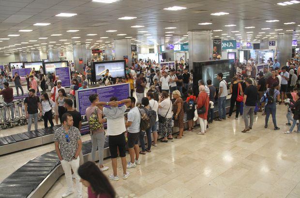 havalimanı yolcu sayısı