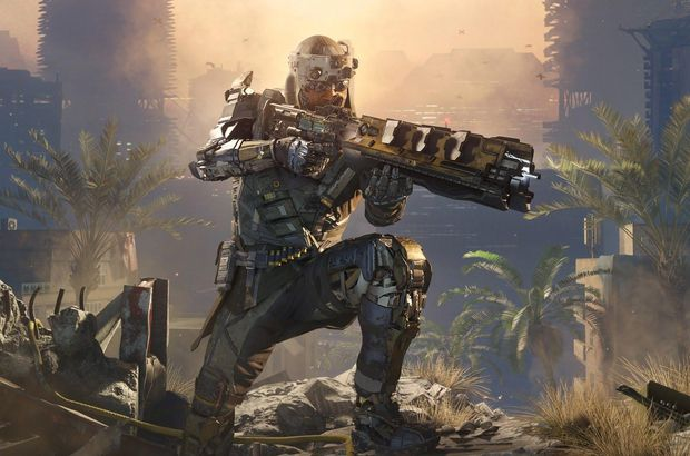 Call of Duty: Black Ops 4 battle royale video