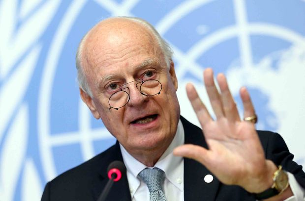 BM Suriye Özel Temsilcisi