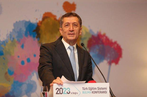 Bakan Selçuk, İstanbul'da düzenlenen konferansta konuştu