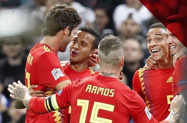 İngiltere İspanya