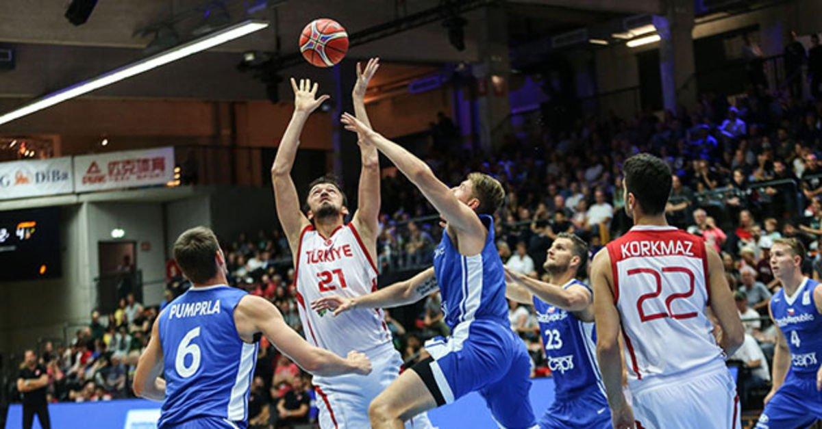 A Milli Erkek Basketbol Takımı, Super Cupta şampiyon oldu 40