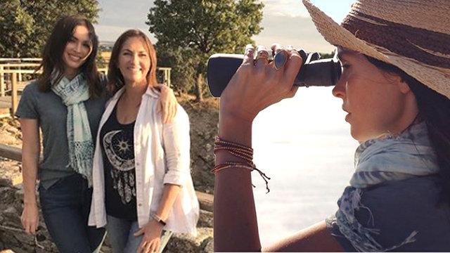 Dünya Yıldızı Megan Foxtan Çanakkale paylaşımı