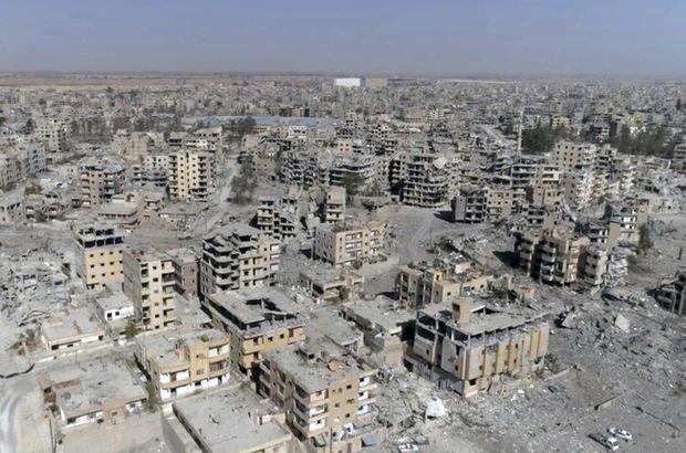 Terör örgütü YPG'den Rakka'da 'sokağa çıkma yasağı'