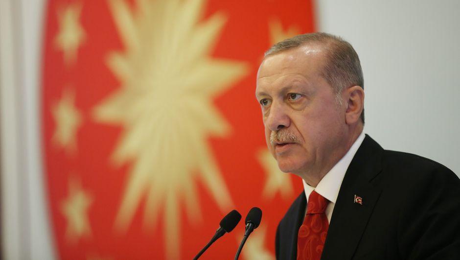 Erdoğan: Ertuğrul Gazi'nin mücadelesi...