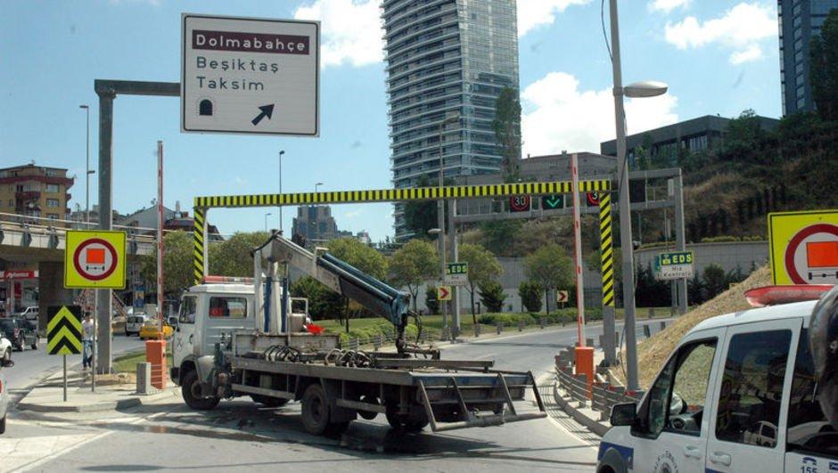 İstanbullullar dikkat! Maç nedeniyle trafiğe kapalı