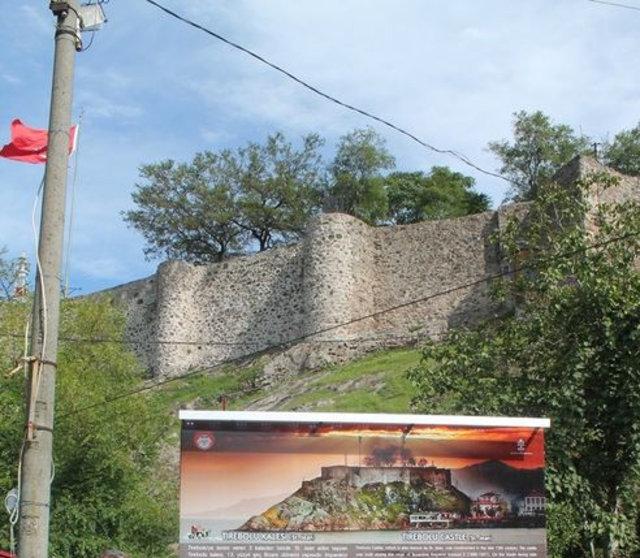 Kültür ve Turizm Bakanlığı Türkiye'nin en görkemli kalelerini duyurdu
