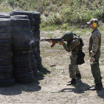 askeri ateş gücü