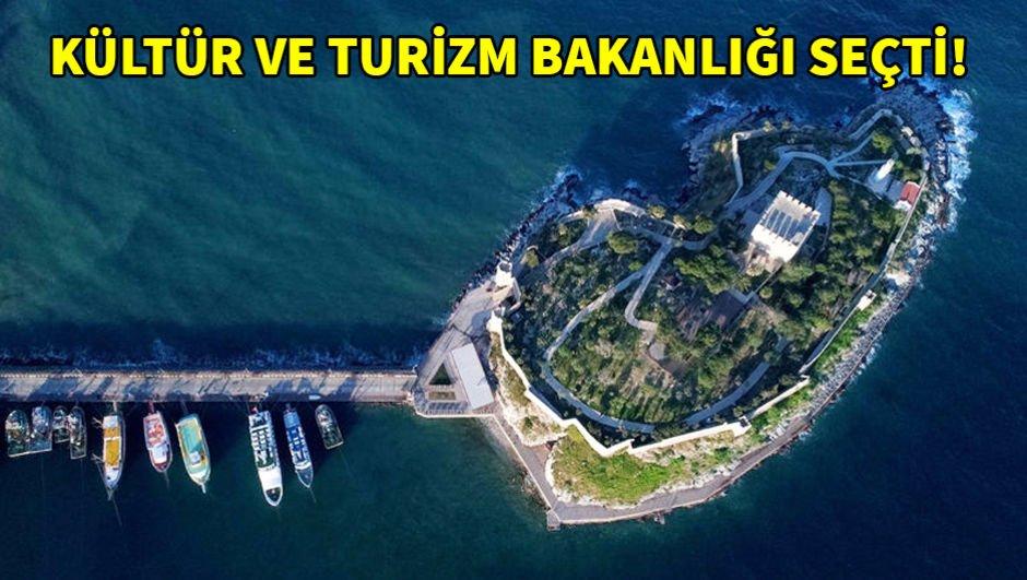 Türkiye'nin en görkemli kaleleri!