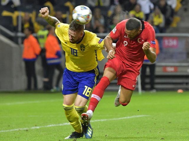 İsveç - Türkiye maçı yazar yorumları