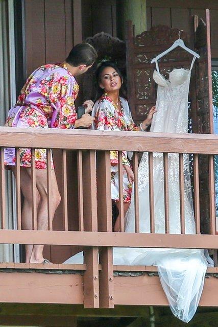 Janel Parrish ile Chris Long evlendi - Magazin haberleri