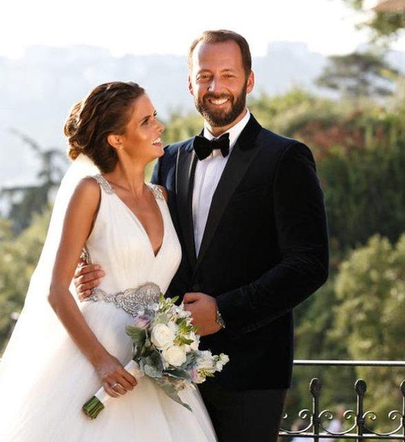 İpek Özkök eşi Levent Ağan'la evlilik yıldönümlerini kutladı - Magazin haberleri