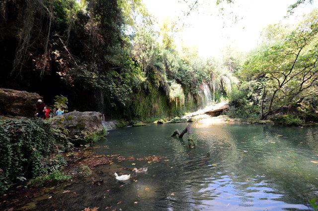 Antalya'nın saklı cenneti: Kurşunlu Şelalesi
