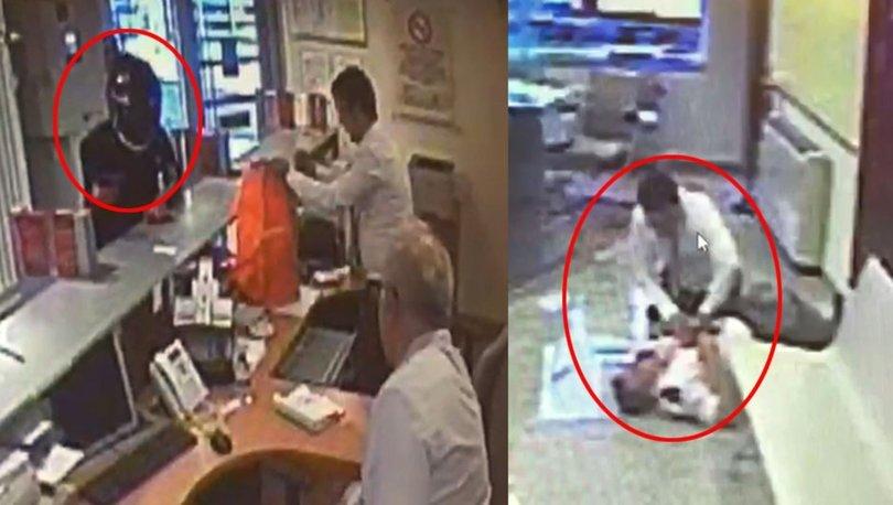 İstanbul Şişli banka soygunu