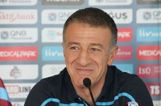 Trabzonspor Kulüp Başkanı Ahmet Ağaoğlu