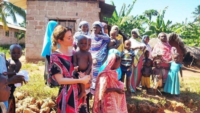 Gamze Özçelik - Umuda Koşanlar - Afrika