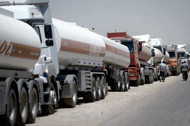 petrol sevkiyatı