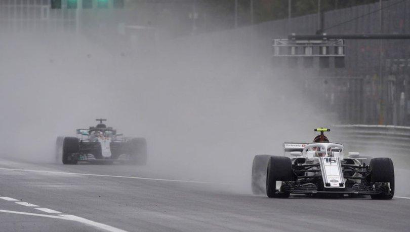Leclerc'in yeni takımı Ferrari!