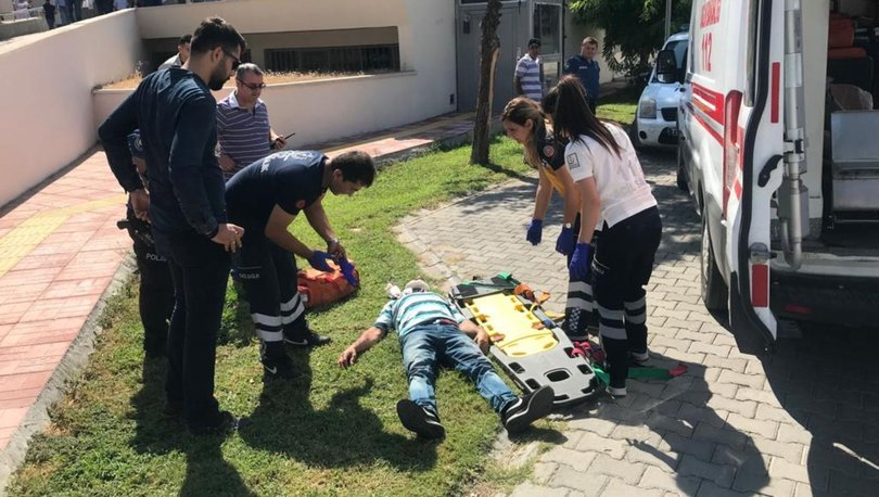 Linç girişimini polis önledi