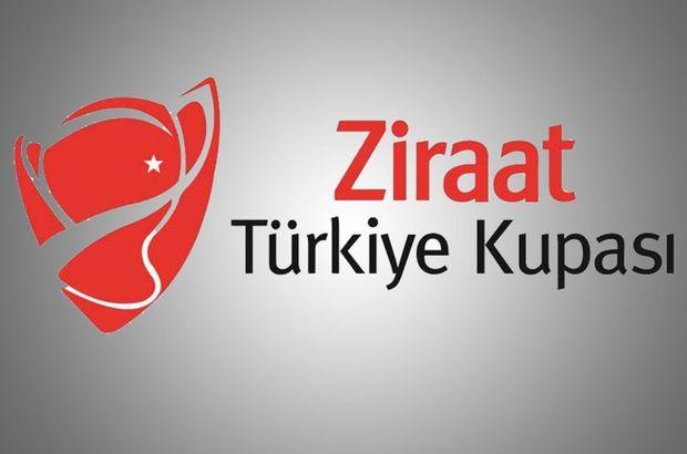 Ziraat Türkiye Kupası ikinci tur maçları