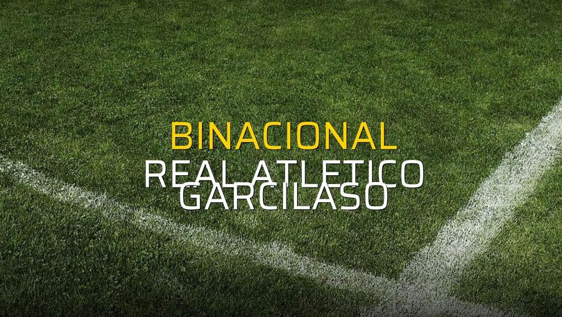 Binacional - Real Atletico Garcilaso maçı heyecanı