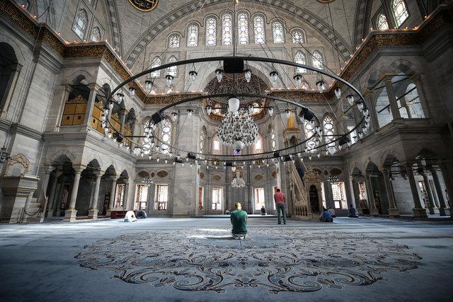 """Osmanlı'nın ilk Barok mimari eseri """"Nuruosmaniye"""""""