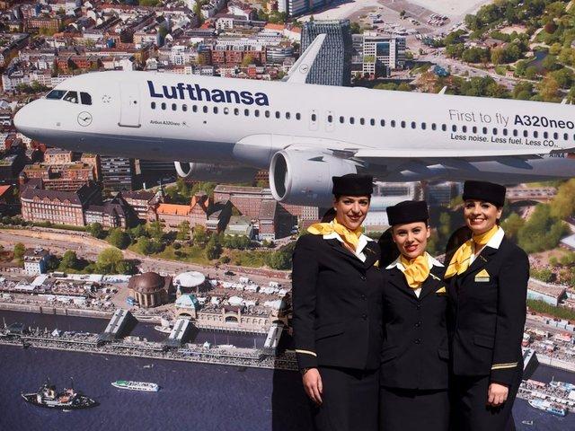 Dünyadan havayolu şirketlerinin kabin ekibi üniformaları!