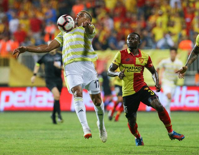 Fenerbahçe'de iki ayrılık! (Ozan Tufan, Dirar, Kameni)