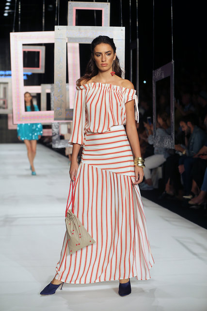Mercedes-Benz Fashion Week İstanbul'dan kareler!