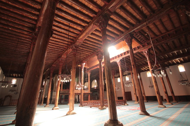 Orta Asya'dan Anadolu'ya taşınan kültür: Ahşap camiler