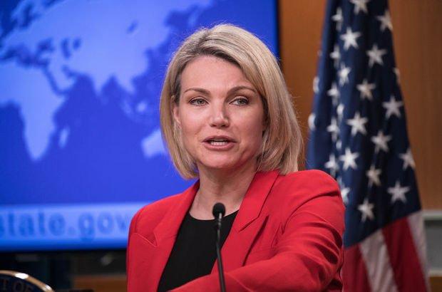 ABD Beyaz Baretliler açıklaması