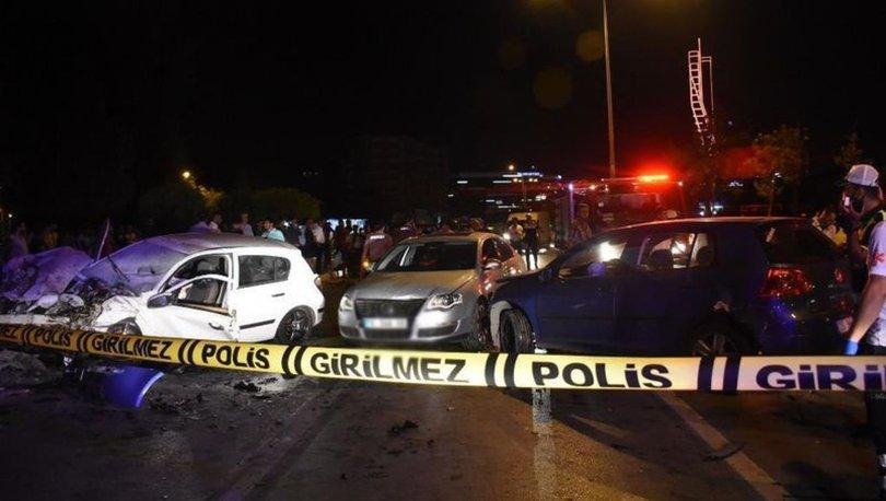 İzmir Bayraklı trafik kazası