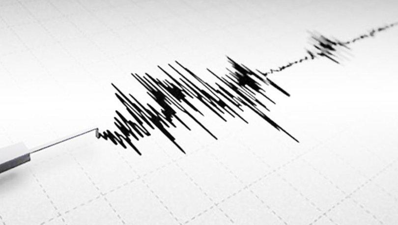 Son dakika: Antalya'da deprem! 5.3 büyüklüğündeki deprem yataktan uyandırdı!