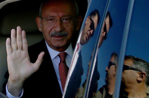 Kılıçdaroğlu il başkanlarına konuştu