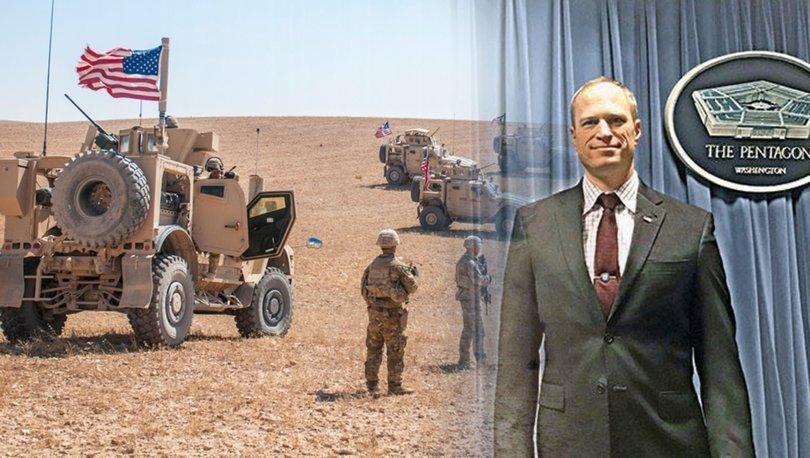 Pentagon Sözcüsü Eric Pahon