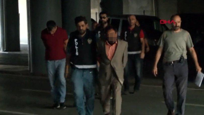 Kartal polisi özel ekip kurarak yakaladı