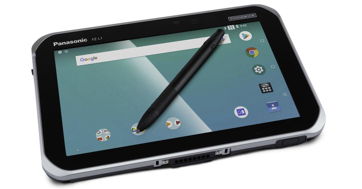Panasonic, dayanıklı tablet serisine Toughbook FZ-L1'i ekledi