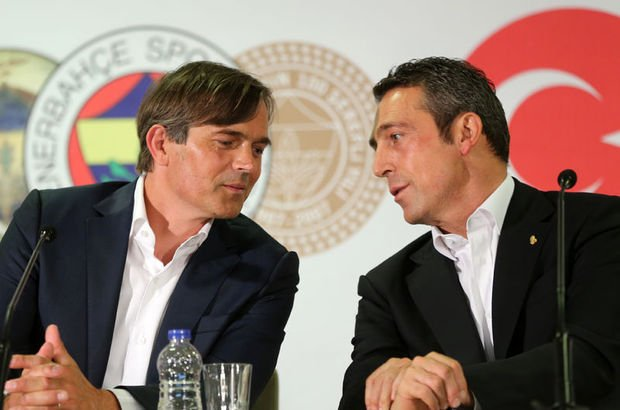 Fenerbahçe Ali Koç