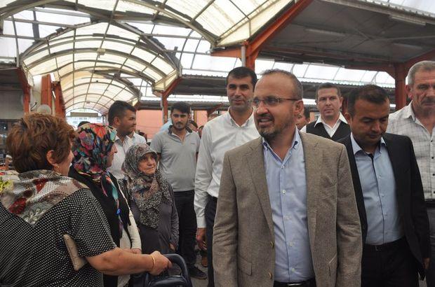 Turan, 'Üretene kriz yok' sözlerine açıklık getirdi
