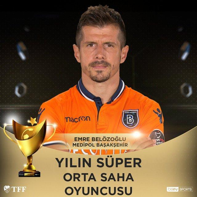 Süper Lig'in en iyileri açıklandı!