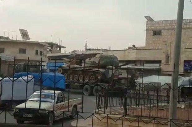 Hama'nın kuzeyine sevkiyat!