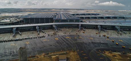 Son dakika: Yeni Havalimanı'nın toplu taşıma ihalesinde flaş gelişme
