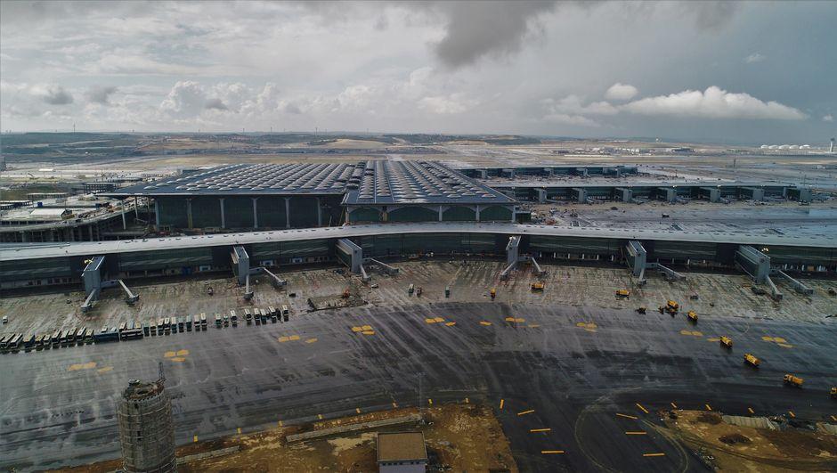 Yeni Havalimanı ile ilgili flaş karar