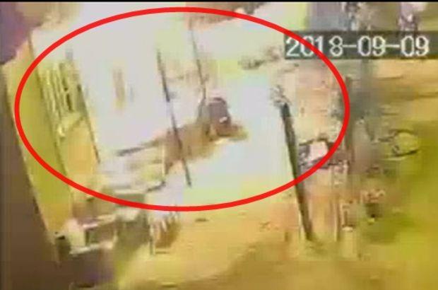 Tarsus'ta eve molotoflu saldırı