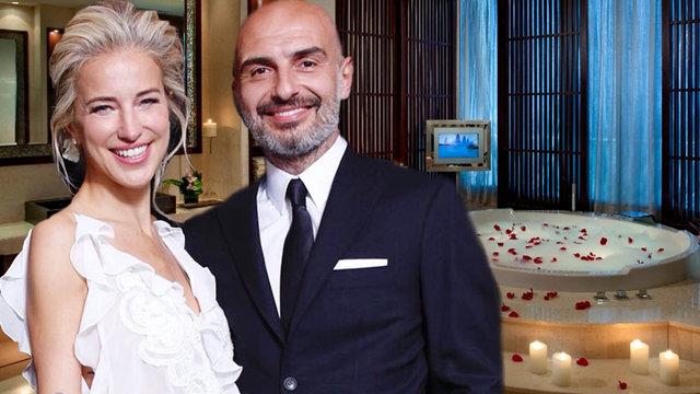 Burcu Esmersoy ev bulamadı, otele yerleşti - Magazin haberleri