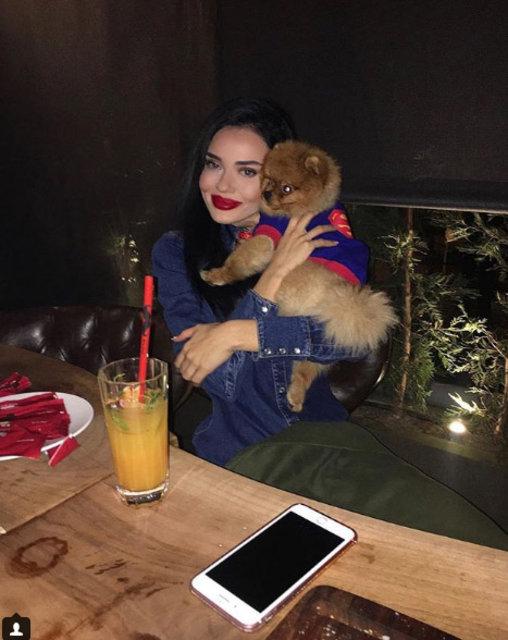 Cansu Taşkın köpeği Moi'ye Instagram hesabı açtı! Cansu Taşkın kimdir? - Magazin haberleri