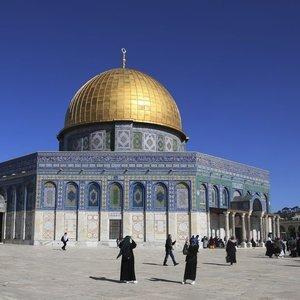 HAMAS: İSRAİL, MESCİD-İ AKSA'DA HAKİMİYET KURMAYA ÇALIŞIYOR