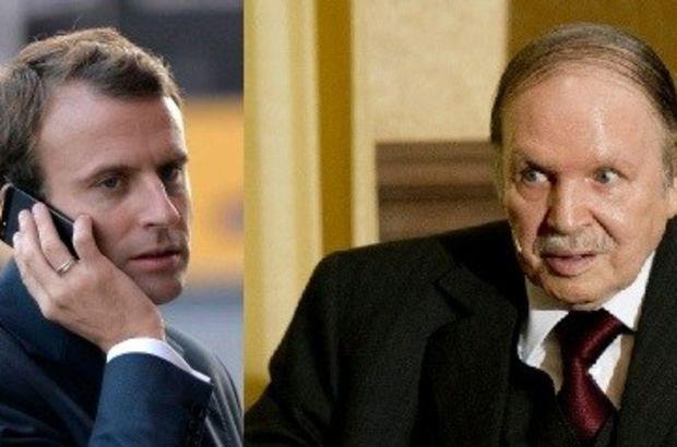 Macron'un 'işkence' itirafının ardından ilk görüşme!